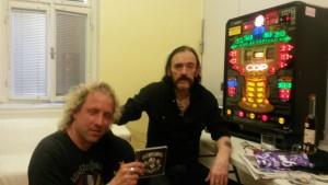 Klaus Fabry Lemmy